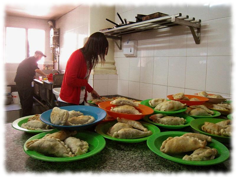Alimentación diaria - Fundación El Pobre de Asís