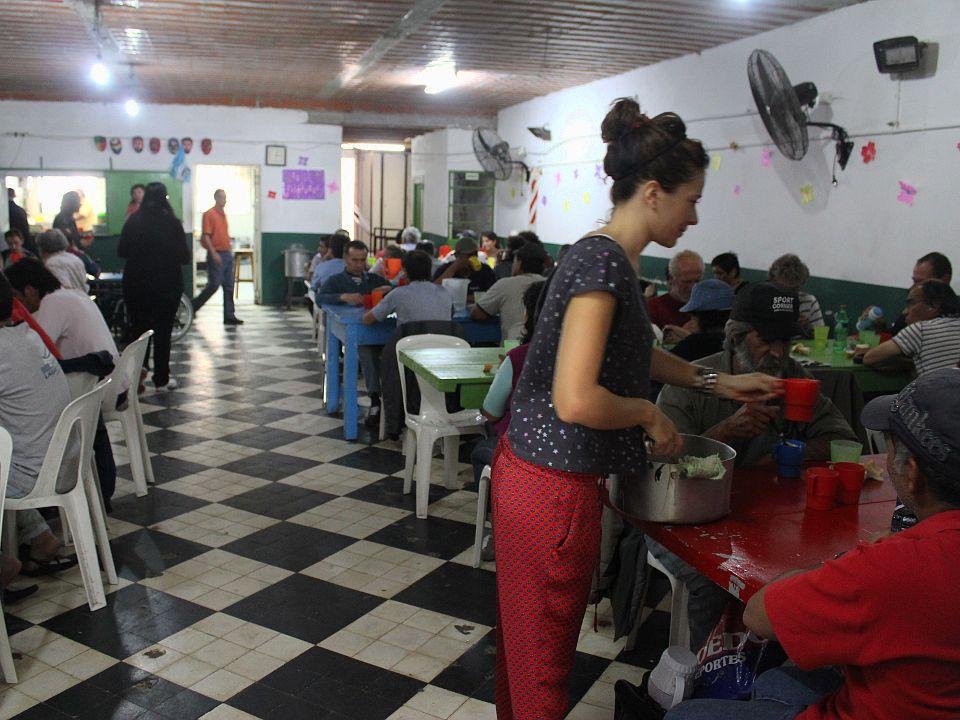 Fundación El Pobre de Asís - Centro de día - Comedor