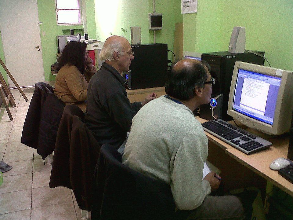 Fundación El Pobre de Asís - Centro de día - Capacitación