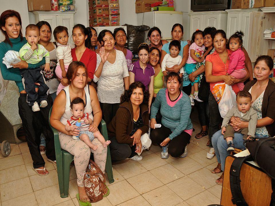 Fundación El Pobre de Asís - Sede Villa 31
